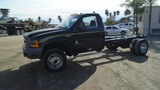 2000 Ford F550 S/A Cab & Chassis,