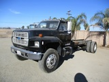 Ford F800 S/A Cab & Chassis,