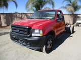 Ford F450 SD Cab & Chassis,