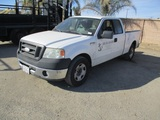 2008 Ford F150 Extended-Cab Pickup Truck,