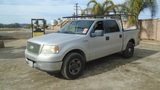 2006 Ford F150 XLT Crew-Cab Pick-Up Truck,