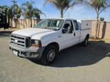 2005 Ford F250 Extended-Cab Pickup Truck,