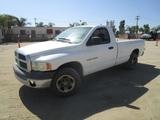 2002 Dodge Ram 1500 Pickup Truck,