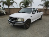 Ford F150 Extended-Cab Pickup Truck,