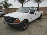 2000 Ford F250 XL SD Extended-Cab Pickup Truck,