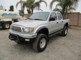 2001 Toyota Tacoma TRD Crew-Cab Pickup Truck,