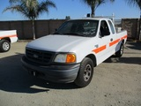 2004 Ford F150 Extended-Cab Pickup Truck,