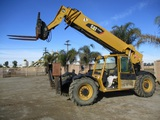 2010 Caterpillar TL1255 Telescopic Reach Lift,