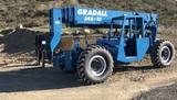 Gradall 544-10 Telescopic Reach Lift,