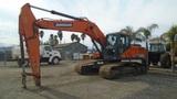 2014 Doosan DX255LC-5 Hydraulic Excavator,