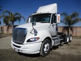 2011 International Prostar T/A Truck Tractor,