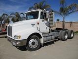 International 9200 T/A Truck Tractor,