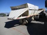 TMS Bottom Dump Trailer,