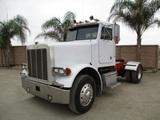 Peterbilt 379 S/A Truck Tractor,