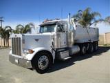 2000 Peterbilt 379 Super-10 Dump Truck,