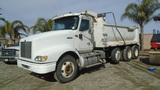 2001 International 9400i Super-10 Dump Truck,