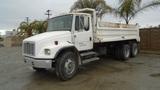 2000 Freightliner FL80 T/A Dump Truck,