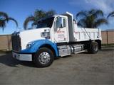 2013 Freightliner Coronado S/A Dump Truck,