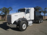 2012 Kenworth T800 T/A 60-Ton Wrecker Truck,