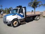 2012 International 4300 S/A Roll-Back Truck,