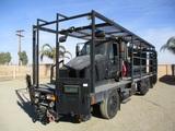2006 International 4400 S/A Rail Swat Truck,