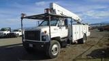 GMC C7500 S/A Bucket Truck,