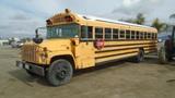 2002 Blue Bird S/A School Bus,