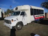 Chevrolet 30HD Passenger Bus,
