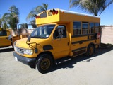 Ford Econoline School Bus,