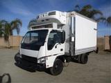 2006 GMC W4500 COE S/A Reefer Truck,