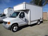 2006 Ford E450 S/A Box Truck,