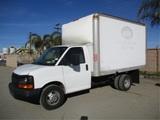 2010 Chevrolet Express S/A Box Truck,