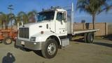2004 Peterbilt 330 S/A Flatbed Truck,