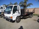 2003 Isuzu NQR S/A COE Flatbed Truck,