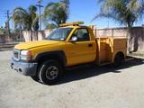 2006 GMC 3500 Utility Truck,