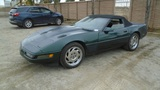Chevrolet Corvette Convertible,