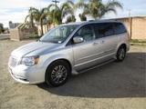 2011 Chrysler Town & Country Mini-Van,