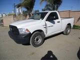 2012 Dodge Ram 1500 Pickup Truck,