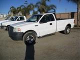 2008 Ford F150 XL Pickup Truck,