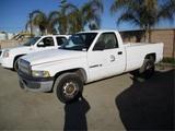 2001 Dodge Ram 2500 Pickup Truck,