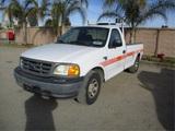 2004 Ford F150 XL Pickup Truck,
