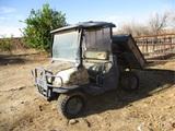 Kubota RTV900 Utility Cart,