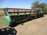 John Deere 625R Platform,