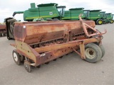 International 620 Seeder Attachment