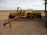 Amco G2-3232 Towable Dual Disc Plow Attachment,