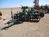 Big-G 9.5 Tandem Hydraulic Disc Plow,