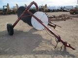 Towable Flip Rake