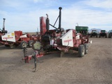 Freeman 385 Hay Bayler Attachment,