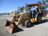 2006 John Deere 310G Loader Backhoe,