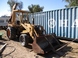 Case 580B Loader Backhoe,